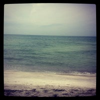 Photo taken at Longboat Key Beach by Lera J. on 9/26/2012