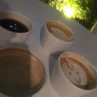 Photo taken at Tsubakiya Coffee by Kouta on 7/19/2015