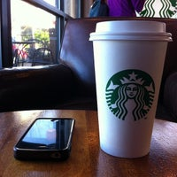 Photo taken at Starbucks by Andy Z. on 4/22/2013