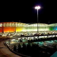 Photo taken at San Francisco International Airport (SFO) by Dora F. on 6/29/2013
