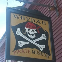 Photo taken at The Whydah Pirate Museum by David M. on 7/8/2013
