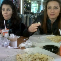 Photo taken at Tomurcuk Cafe by Pelin A. on 4/24/2013