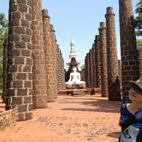 Photo taken at Ancient Siam by Thitima P. on 10/28/2012