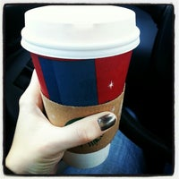 Photo taken at Starbucks by Jessica A. on 12/22/2012