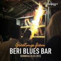 3/23/2013 tarihinde EralpOrhanziyaretçi tarafından Beri Blues'de çekilen fotoğraf