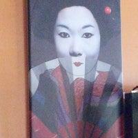 Photo taken at Ikyu Sushi by Jenny on 5/15/2013