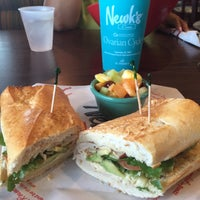 Photo taken at Newk's Express Cafe by Nic on 8/15/2015