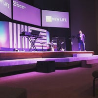 Photo taken at New Life Family Church by Nic on 8/23/2015