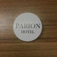 6/7/2017 tarihinde Suat B.ziyaretçi tarafından Parion Hotel'de çekilen fotoğraf