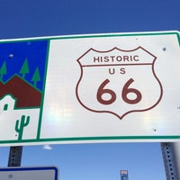 Photo taken at Historic Route 66 by David D. on 6/4/2013