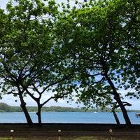 Photo taken at Hana Beach Park by Josh G. on 4/8/2016