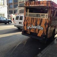 Photo taken at Korilla BBQ by Justin B. on 12/4/2012