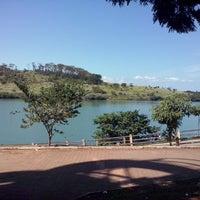 Photo taken at Beira Rio by GledsonRicardo M. on 5/25/2014