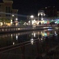 Photo taken at Soleri Bridge & Plaza by SAS . on 4/13/2017
