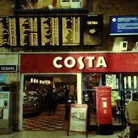 Photo taken at Costa Coffee by Abisola F. on 1/13/2013