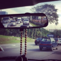 Photo taken at Jalan Syed Putra by Anas A. on 11/29/2012