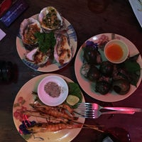 Photo taken at FIVE OYSTERS by Натус И. on 11/10/2016