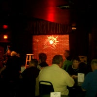 Photo taken at The Comedy Spot Comedy Club by Aaron M. on 3/2/2013
