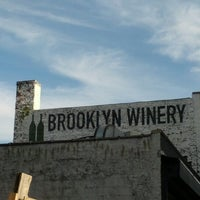 Photo taken at Brooklyn Winery by Yunee B. on 1/20/2013