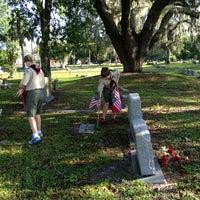 Photo taken at Enterprise Evergreen Cemetery by Steven M. on 5/27/2013