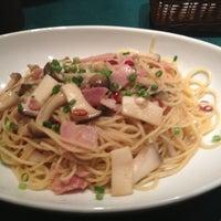 Photo taken at イタリア食堂 伊菜 by Yuka S. on 4/8/2013