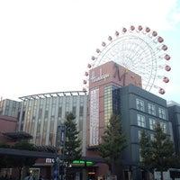 Photo taken at 都筑阪急 by Yuka S. on 10/6/2012