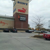 Photo taken at Chicago Premium Outlets by C B. on 10/6/2012