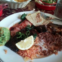 Photo taken at La Campana Mexican Restaurant by C B. on 10/4/2012