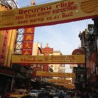 Photo taken at Yaowarat Market by Liew M. on 10/21/2012