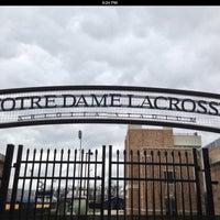 Photo taken at Arlotta Stadium by Rick I. on 4/20/2013