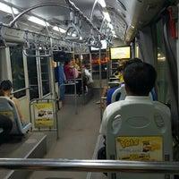 Photo taken at BRT วัดปริวาส (Wat Pariwat) by Maionie P. on 12/4/2015