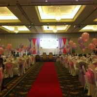 Photo taken at Magellan Ballroom 2 by SJ S. on 10/9/2012