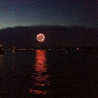 Photo taken at Lake of Egypt by Andrew B. on 7/7/2013