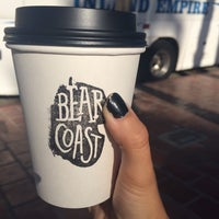 Photo taken at Bear Coast Coffee by Zeynep on 10/8/2016