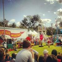 รูปภาพถ่ายที่ World Maker Faire โดย Andrew Y. เมื่อ 9/30/2012