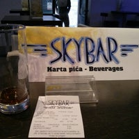Photo taken at Sky Bar by Glen A. on 5/16/2013