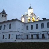 Снимок сделан в Спасо-Преображенский монастырь пользователем Radik A. 11/2/2013