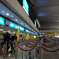 Photo taken at Passport Control by Radik A. on 1/2/2013