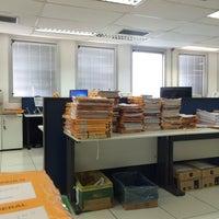 Photo taken at Justiça Federal de SP - Fórum de  Execuções Fiscais Federais by Carolina A. on 4/4/2017