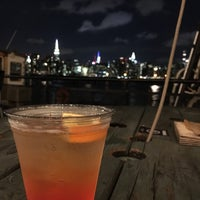 Photo taken at Brooklyn Barge by KW on 10/28/2017
