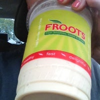 Photo taken at Froots by Holly B. on 10/6/2012