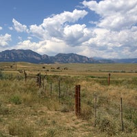 Photo taken at Cowdry Draw Trailhead by rich s. on 8/14/2013