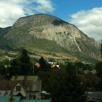 Photo taken at Hotel Dreams de La Patagonia by Pilar G. on 1/27/2013