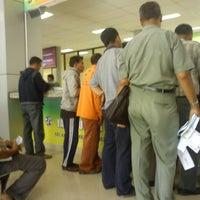 Photo taken at Kantor samsat pekanbaru by Harry P. on 12/10/2012