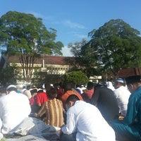 Photo taken at Lapangan SPN by Harry P. on 8/8/2013