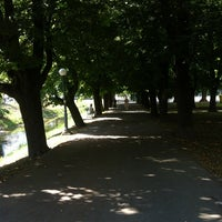 Photo taken at Park Matice Hrvatske by Marko on 6/29/2013