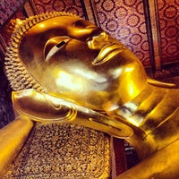 Photo taken at Wat Pho by Ди Ш. on 3/6/2013