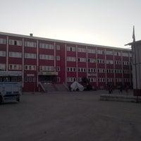 Photo taken at Bulancak Lisesi by Anıl T. on 7/1/2014