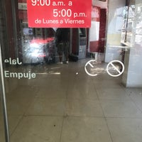 Photo taken at HSBC CARMEN (centro) by FENIX3000 on 8/13/2017