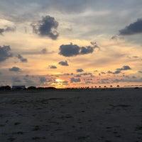 Photo taken at Centro Recreativo Playa Norte by FENIX3000 on 8/30/2016